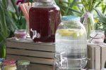 Candybar: Getränkebar mit selbstgemachter Limonade