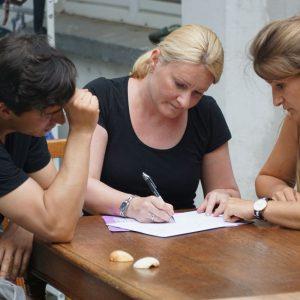 Ihre Planerin Planungsgespräch mit Brautpaar